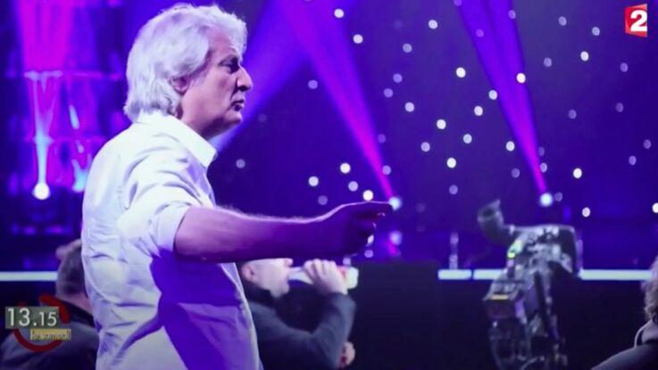 Patrick Sébastien envoie balader son équipe pendant les répétitions du Plus grand cabaret du monde