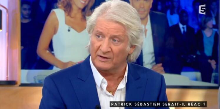 Patrick Sébastien revient sur son clash avec Yann Moix dans ONPC