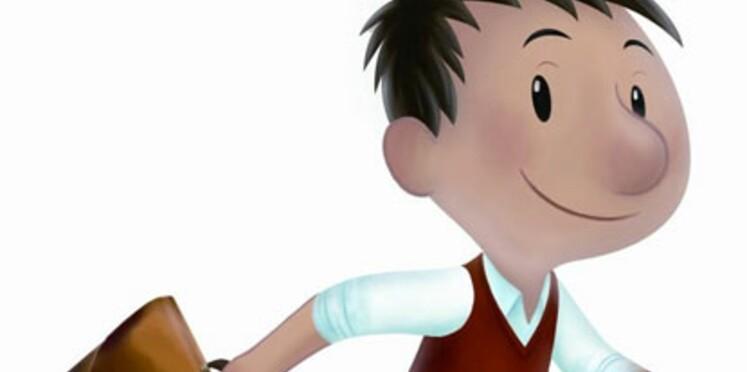 Le petit Nicolas à la télé en 2009