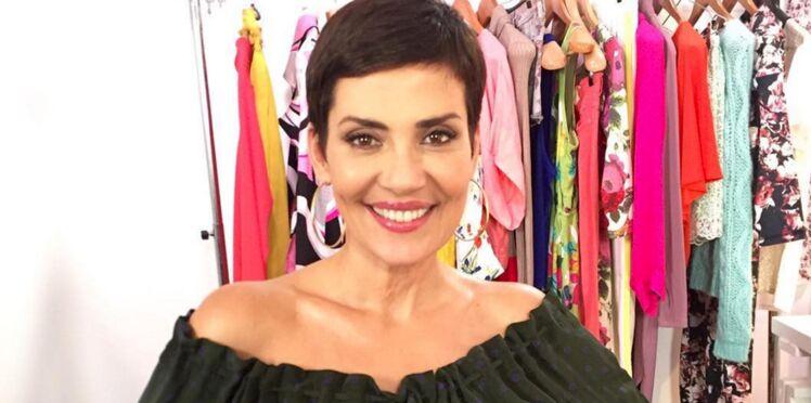 Photos : Cristina Cordula, sans maquillage et toujours aussi canon