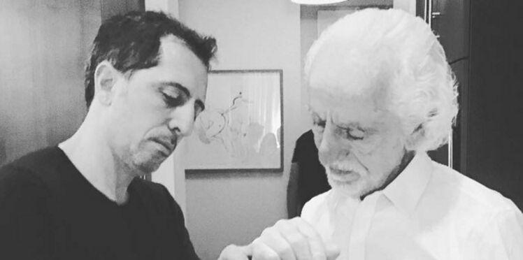 Gad Elmaleh : après son papa, il publie une photo pleine de tendresse avec sa mère