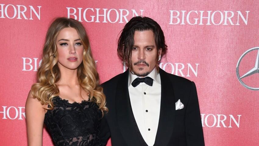 Photo à l'appui, Amber Heard accuse Johnny Depp de violences conjugales