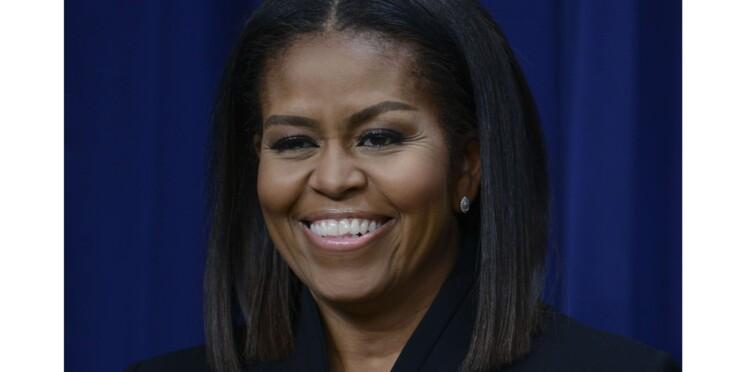 Photo : Michelle Obama méconnaissable depuis qu'elle n'est plus première dame