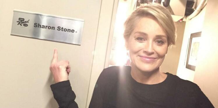 Photo : Sharon Stone, sans maquillage, en bikini et toujours aussi sexy