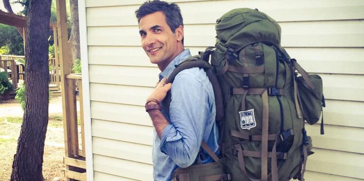Photos - Xavier (Camping Paradis) : voici Lou, la sublime femme de Patrick Guérineau