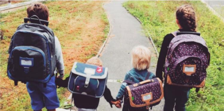Photos : les enfants de stars font leur rentrée