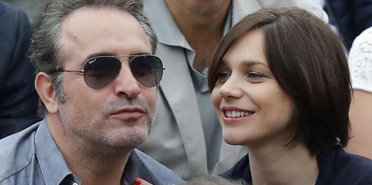 Photos : Jean Dujardin et Nathalie Péchalat amoureux au grand jour