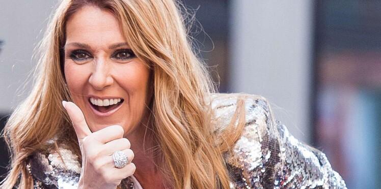 Photos - Les jumeaux de Céline Dion ont (enfin) les cheveux courts