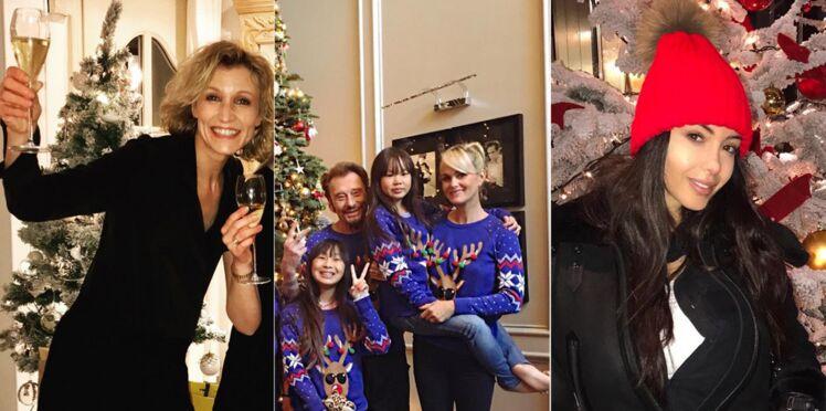 Photos – Quand les stars fêtent Noël