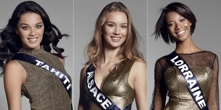 Photos - Miss France 2017 : découvrez les candidates !