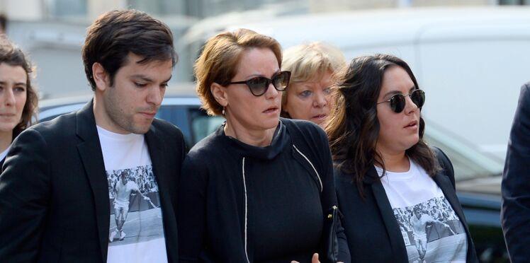 Photos : famille et célébrités réunies pour les obsèques de Patrice Dominguez