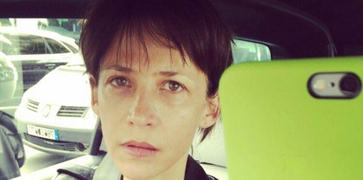 Photos : Sophie Marceau, défigurée et en prison pour son prochain film