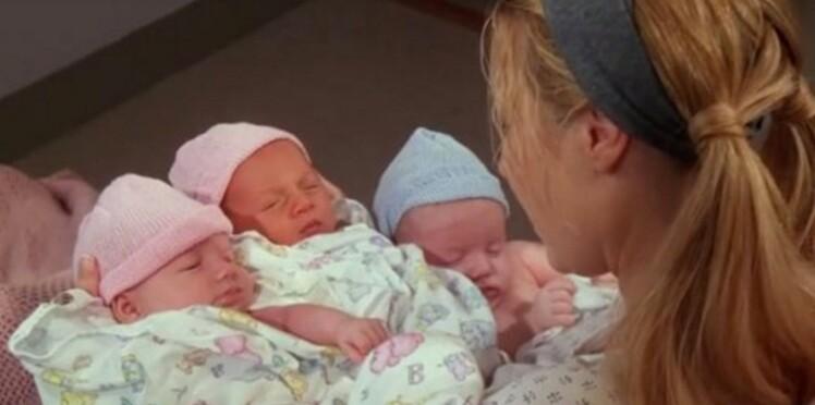 Photos : découvrez à quoi ressemblent les triplés de Phoebe (Friends) aujourd'hui
