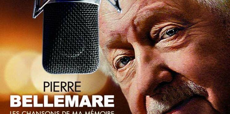 Pierre Bellemare se met à la chanson