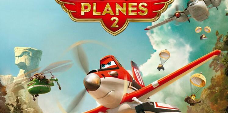 Venez voir Planes 2 en avant-première