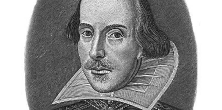 Un portrait de Shakespeare présenté à Londres