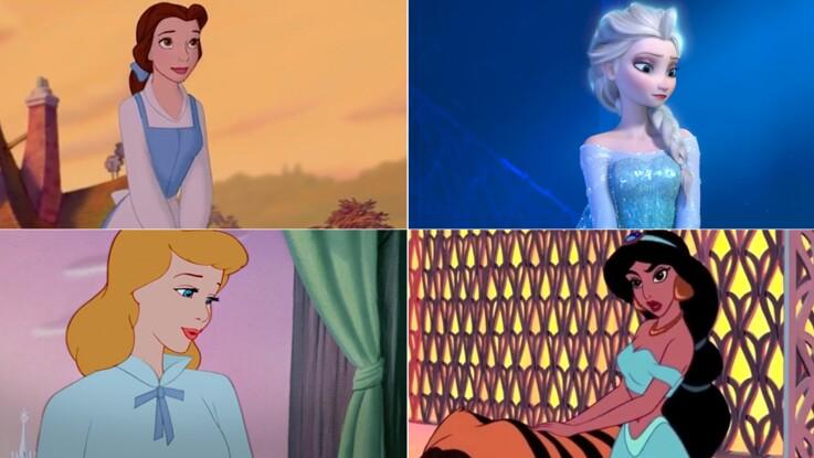 On sait enfin pourquoi les princesses Disney portent toutes du bleu