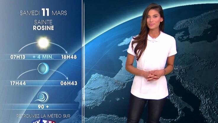 Premier bulletin météo réussi pour Tatiana Silva, l'ex de Stromae. Jugez plutôt !