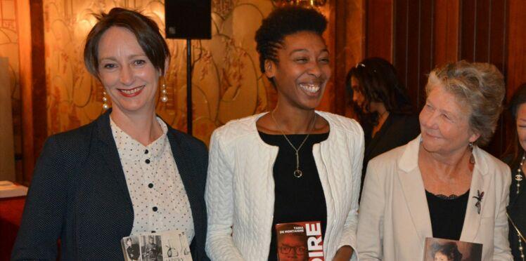 """Prix littéraire Simone Veil 2015 : Tania de Montaigne primée pour """"Noire"""""""