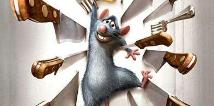 Ratatouille revient en DVD