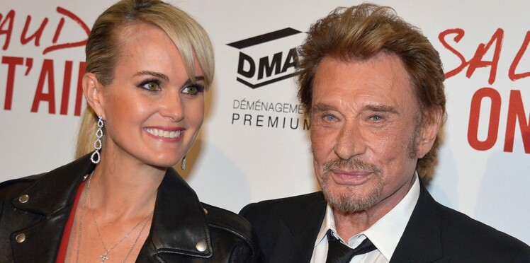 Redressement fiscal pour Johnny Hallyday et Laeticia
