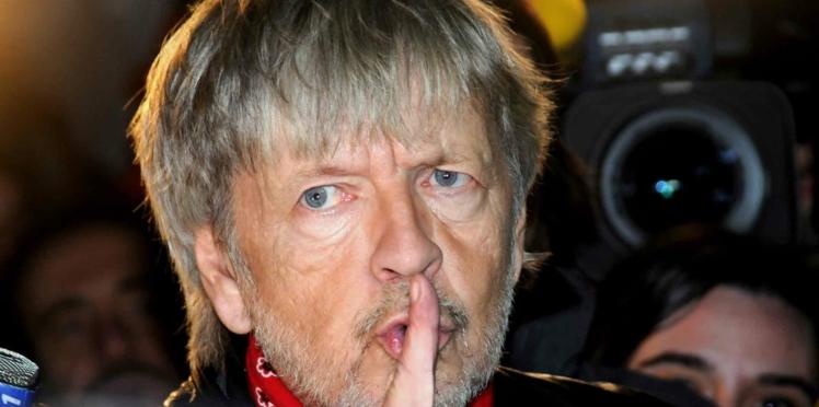 Renaud chante Michel Delpech pour rendre hommage à Charlie Hebdo