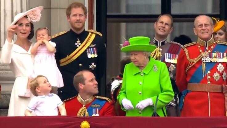 VIDÉO - Retour sur l'année 2016 de la famille royale britannique