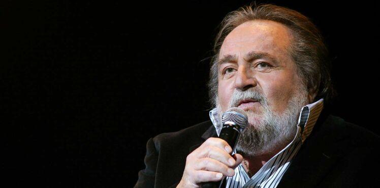Mort du chanteur Richard Anthony