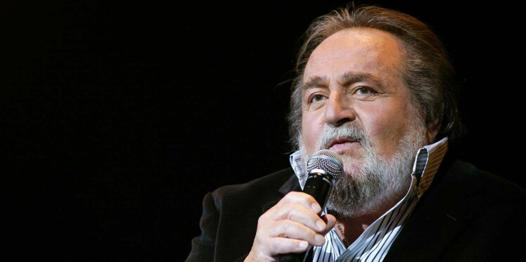 Mort du chanteur Richard Anthony