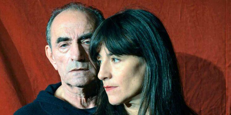 Richard Bohringer : guéri il revient en forme avec Romane, sa fille