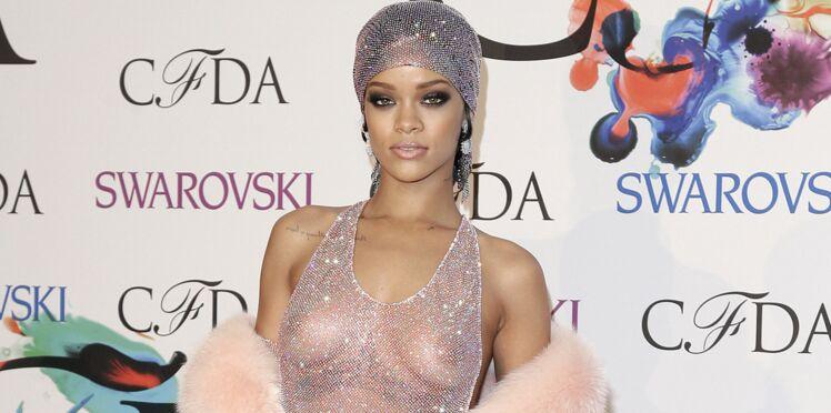 Rihanna, star de la provoc' !