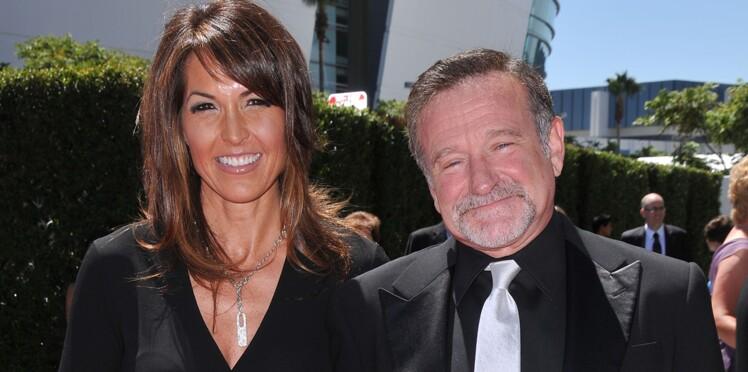 La veuve de Robin Williams se confie enfin sur la mort de l'acteur
