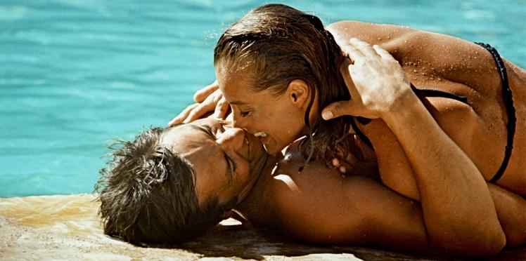 Romy Schneider et Alain Delon, les amants magnifiques