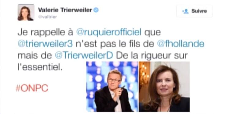 Ruquier tacle Trierweiler : « J'ai enfin compris le calvaire du président »