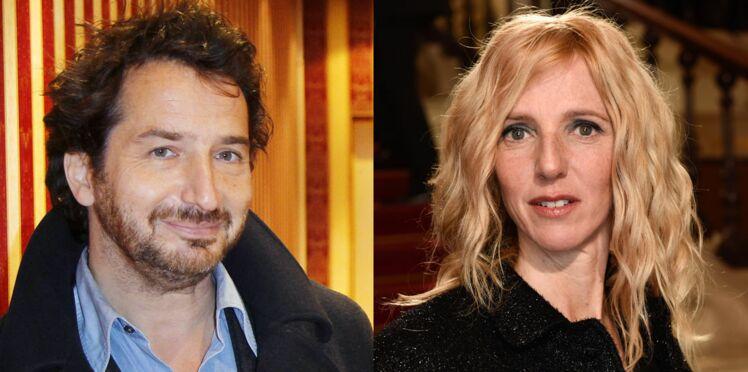 Sandrine Kiberlain et Édouard Baer amoureux !