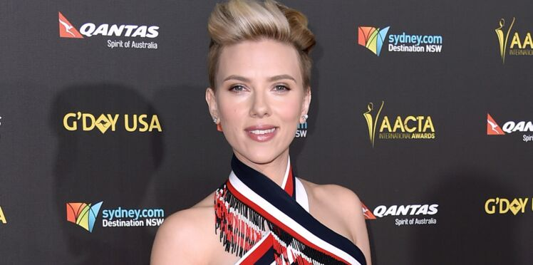 """Scarlett Johansson sur sa fille : """"elle est parfaite mais pas du tout comme je l'avais imaginée"""""""