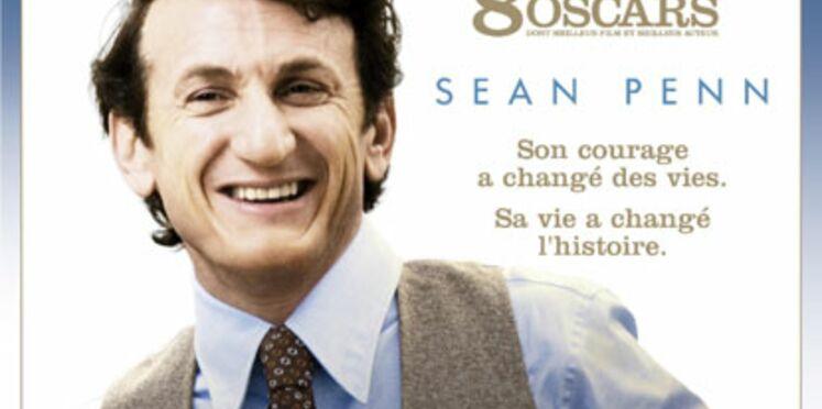 Sean Penn milite pour les droits des homosexuels
