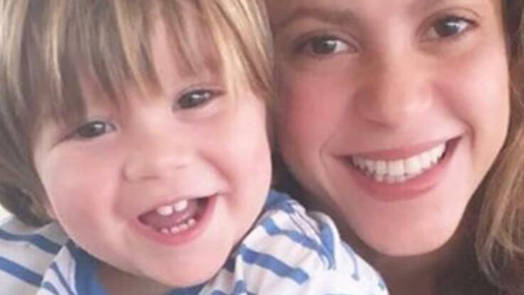 Vidéo: Shakira publie des images craquantes de son fils
