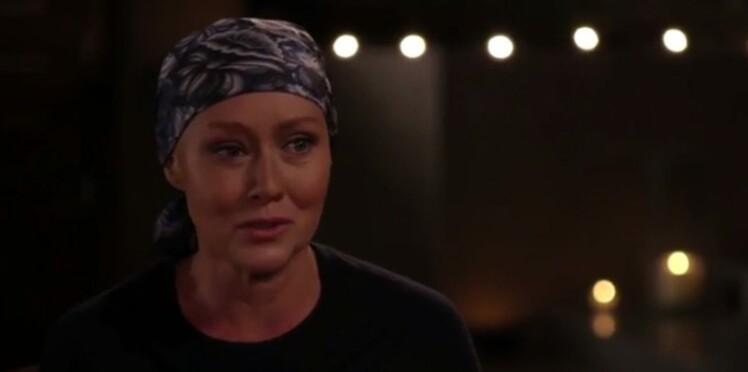 Shannen Doherty explique que le cancer modifie aussi sa vie de couple