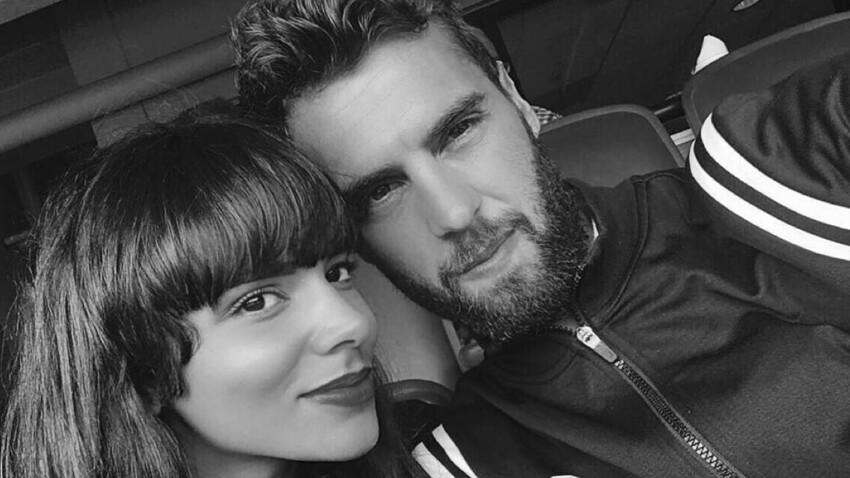 Shy'm et Benoît Paire : un couple amoureux à Miami