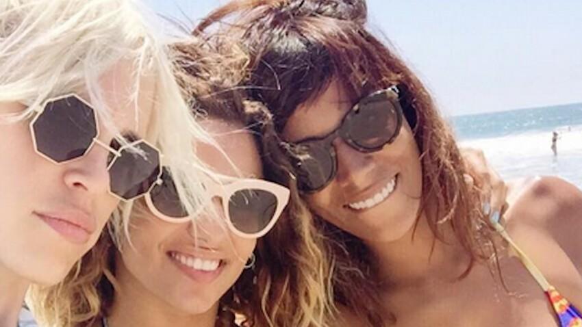 Shy'm : des vacances entre copines stars à Los Angeles