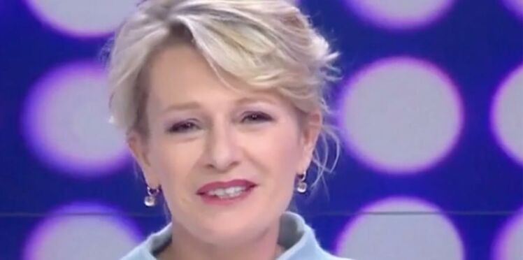 Vidéo- Sophie Davant vexée d'être comparée à Barbara Cartland