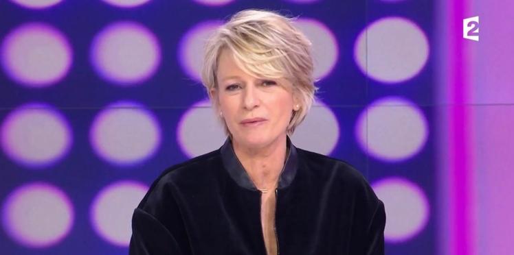 VIDÉO - Sophie Davant, victime d'une arnaque, alerte les téléspectateurs