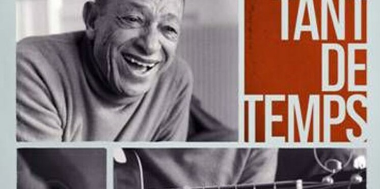 Un album posthume d'Henri Salvador sortira bientôt