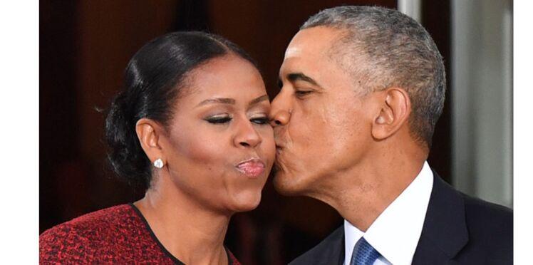 Saint-Valentin : Barack et Michelle Obama s'envoient des mots d'amour