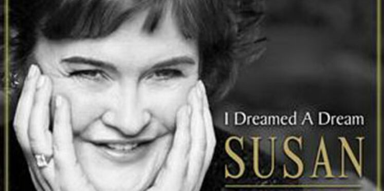 Susan Boyle sort un album de reprises