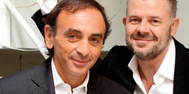 Télé : le duo Naulleau - Zemmour de retour