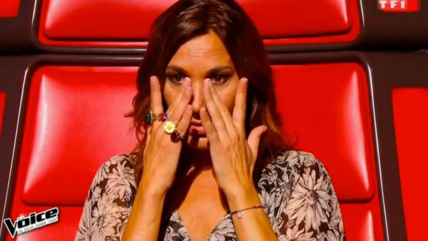 The Voice : voilà pourquoi Zazie a fondu en larmes