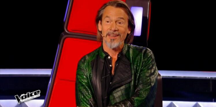 Florent Pagny explique se faire aider par sa fille pour faire ses choix dans The Voice