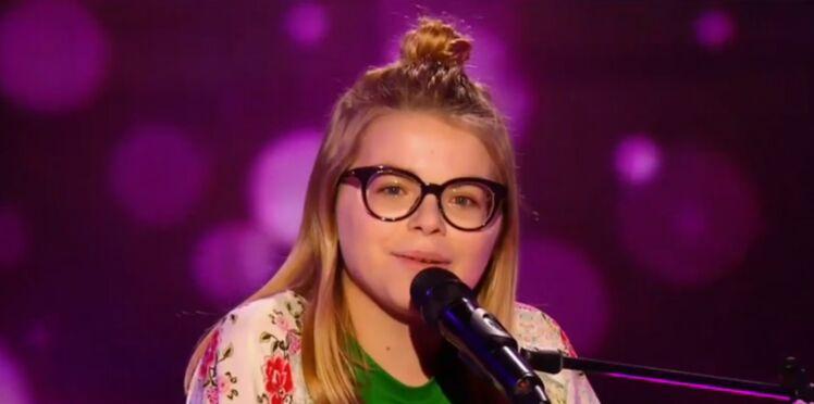 The Voice Kids : Agathe séduit le jury comme une pro